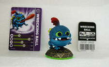 Skylanders Spyro's Adventure WRECKING BALL Card/Code Wii-PS3 Combined Post Avail
