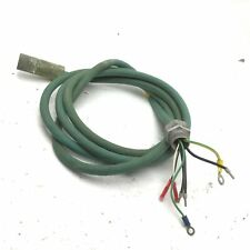 Control Techniques PBBAA003 Unidrive Flex Power Cable w/ Encoder Feedback, 10'