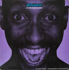 Vintage EMAGIC LOGIC MIDI Sequencer Multi-Page Full Color Brochure w/ Poster