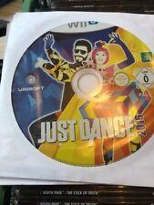 Wii U Just Dance 2016 Promo Game (Full Promotional Game) Ubisoft Sealed PAL