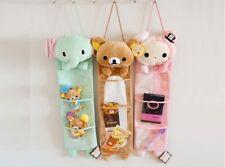 Sentimental circus Elephant / Rabbit / Relax Bear 3 layered Hanging Storage bag