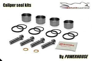 BMW K1200 LT rear brake caliper piston & seal repair rebuild kit 2007 2008 2009