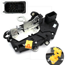 ECCPP Fits for 2006-2011 Chevrolet Impala Front Driver Side Door Lock Latch and Actuator 931-300