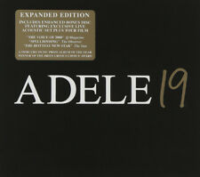 ADELE 19 CD NEW DELUXE EDITION