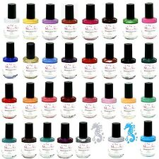Stamping Polish, Set, Stamps polish, 31 stamping Coatings a´15ml, Premium polish