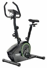York Active 110 Fitness Exercise Bike Black