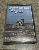 Momentos De Paz Cassette - Portugal Portuguese, Stereo