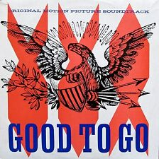 Good To Go - Orig. Motion Picture Soundtrack (Dbl.Vinyl, Ex.Cond., 1986, NME)
