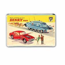 DINKY CAPTAIN SCARLET SPV CATALOGUE ARTWORK JUMBO FRIDGE/ LOCKER MAGNET