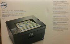 Brand New Dell C1760nw Color Laser Wireless Printer B&W and Color 600 DPI
