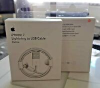 Boxed Genuine Official Apple Sync Charger USB Data Cable For iPhone 8 X iPad Pro