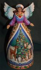 JIM SHORE/Heartwood Creek - ANGEL: CHRISTMAS FOR ALL, GREAT & SMALL - NIB/MIB