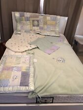 Baby Quilt & Cot Sheet Set (inc Toy & Book)