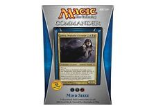 MTG MAGIC SEALED 2013 COMMANDER EDH MIND SEIZE DECK TRUE NAME NEMESIS
