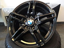 4xBorbet XR 8x17 5x120 ET30 BMW E90 E91 E92 F30  F10 F11 5L 5K X1 X3 Z4 BLACK