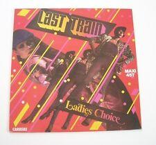 """LADIES CHOICE """"Last train"""" (Vinyle maxi 45t / EP)"""