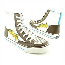 Baby Phat Shoes Size 8 M Super Cat Grafitti Vulc Mid Retro Hi Top Sneakers NEW