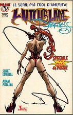 WITCHBLADE E DARKNESS N° 25