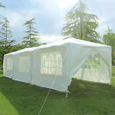 10'x30' Outdoor Party Wedding Tent with 8 Walls Canopy Gazebo Pavilion Cater