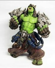 World Of Warcraft Orc Shaman Rehgar Earthfury Series 1 Action Figure Nib Dmg Pkg