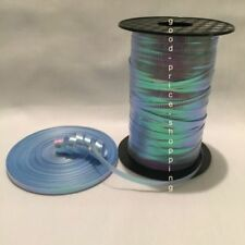 Balloon Curling Ribbon Metallic & Plain 100m Length Chose Your Colour for Party
