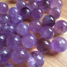 Natural Amethyst Quartz Sphere Big Pretty Crystal Ball Healing Purple Stone 1pc Pink(1pc)