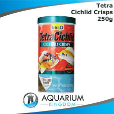 Tetra TetraCichlid Cichlid Crisps 250g - Aquarium Fish Food - Colour Enhancing