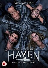 Haven Season 5 Volume 2: The Final (DVD)