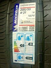 Michelin Latitude Sport N1 XL 295/35 R21 107Y Sommerreifen Porsche Reifen