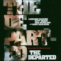 THE DEPARTED-UNTER FEINDEN SOUNDTRACK CD NEUWARE