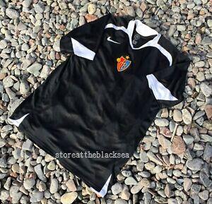 FC BASEL 1893 2005 2006 THIRD FOOTBALL SOCCER SHIRT JERSEY TRIKOT MAGLIA NIKE XL
