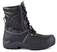 SCARPA ANTINFORTUNISTICA GIASCO STABILE ALASKA S3 CI WR - Safety Footwear