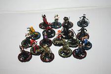 Lot of 18 Heroclix Indie Figures