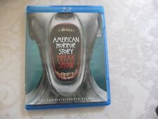 American Horror Story:Freak Show Blu-Ray Fourth season (NEW OTHER)
