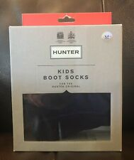 Hunter Kids Original Boot Socks Ladybird Print Size Medium
