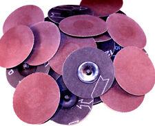 "Roloc Grinding Sanding Disc 3"" 120 Grit Aluminum Oxide (AO) 25pc  #732q25"