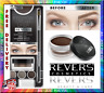 Makeup Revers Brow Pomade Eyebrow Liner HD Brow Gel With Brush Dark Brown & Gray