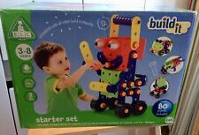 Elc (Early Learning Centre) Build It Construction Starter Set - pre loved