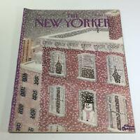 The New Yorker: January 21 1985 Full Magazine/Theme Cover Chas Addams