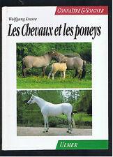 LES CHEVAUX ET LES PONEYS WOLFGANG KRESSE ULMER1995