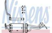 NISSENS Radiador de calefacción CHRYSLER PT 70980