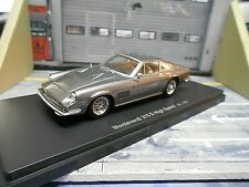 MONTEVERDI 375S 375 S Coupe V8 High Speed 1968 grau grey 1/333 NEU Autocult 1:43