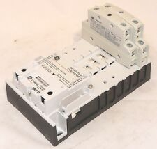 New General Electric CR463L12ANA 3 Pole 1NO 2NC 277v CR460B Lighting Contactor