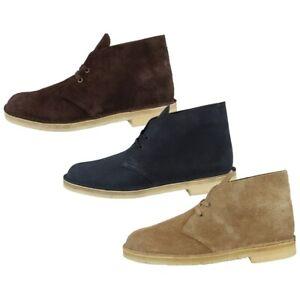 Clarks Desert Herren Boots verschiedene Farben Stiefel Stiefeletten