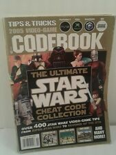 Tips & Tricks 2005 Video Game Codebook: Ultimate Star Wars Cheat Code Collection