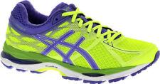 Asics Gel Cumulus 17 Womens Running shoes, Flash Yellow/Acai Green