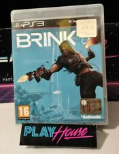 Brink Ps3 Playstation 3 PAL ITA Usato Bethesda