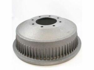 For 1990-2000 GMC C3500 Brake Drum Rear 81122WT 1991 1992 1993 1994 1995 1996