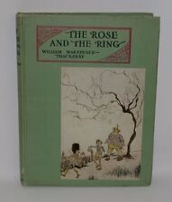 The Rose And The Ring William Makepeace Thackeray