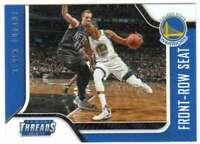 2016-17 Panini Threads Front-Row Seat Insert #16 Kevin Durant Warriors